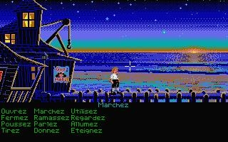 THE SECRET OF MONKEY ISLAND [ST] - Atari ST () rom download